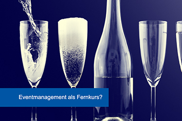 eventmanagement voraussetzung